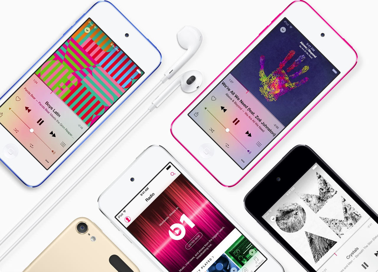 2015 iPod touch Review: 5X Faster, Still No Contract