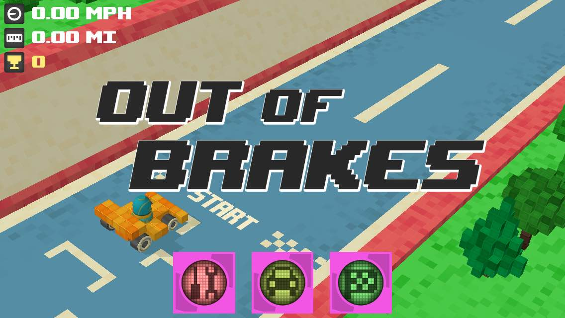 What Is Wrong With Out Of Brakes? - iOS Review