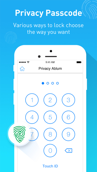 Leo Privacy Guard - iOS security app