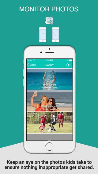 Family Orbit iOS app
