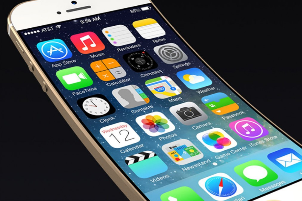 iPhone 6 Concept Hussey