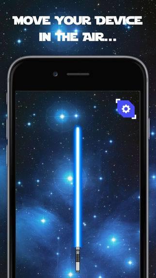 Force of Saber Light
