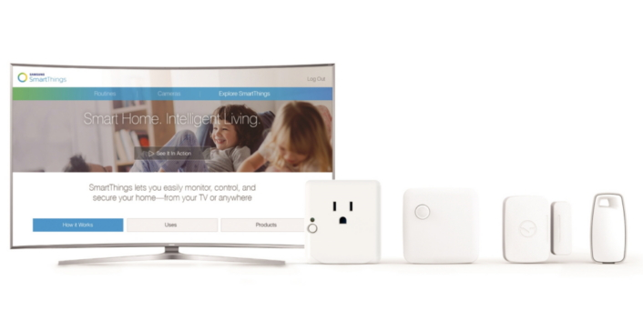 SmartThings Samsung Smart TV Ready In 2016