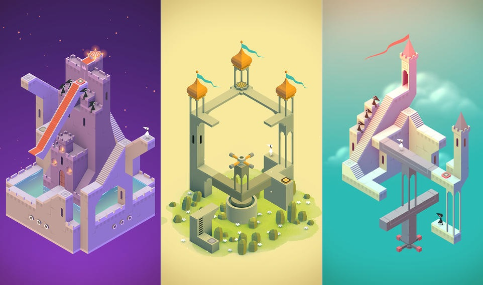Monument Valley For iOS And Android Is Now Free