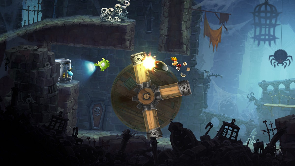 Ubisoft Launch Rayman Adventures On iOS And Android