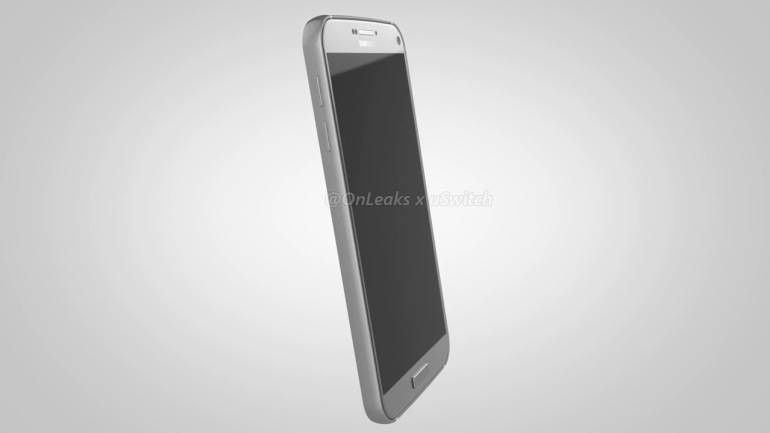 Leak: Samsung Galaxy S7 Plus Renders Show 6-inch Display And No USB Type-C