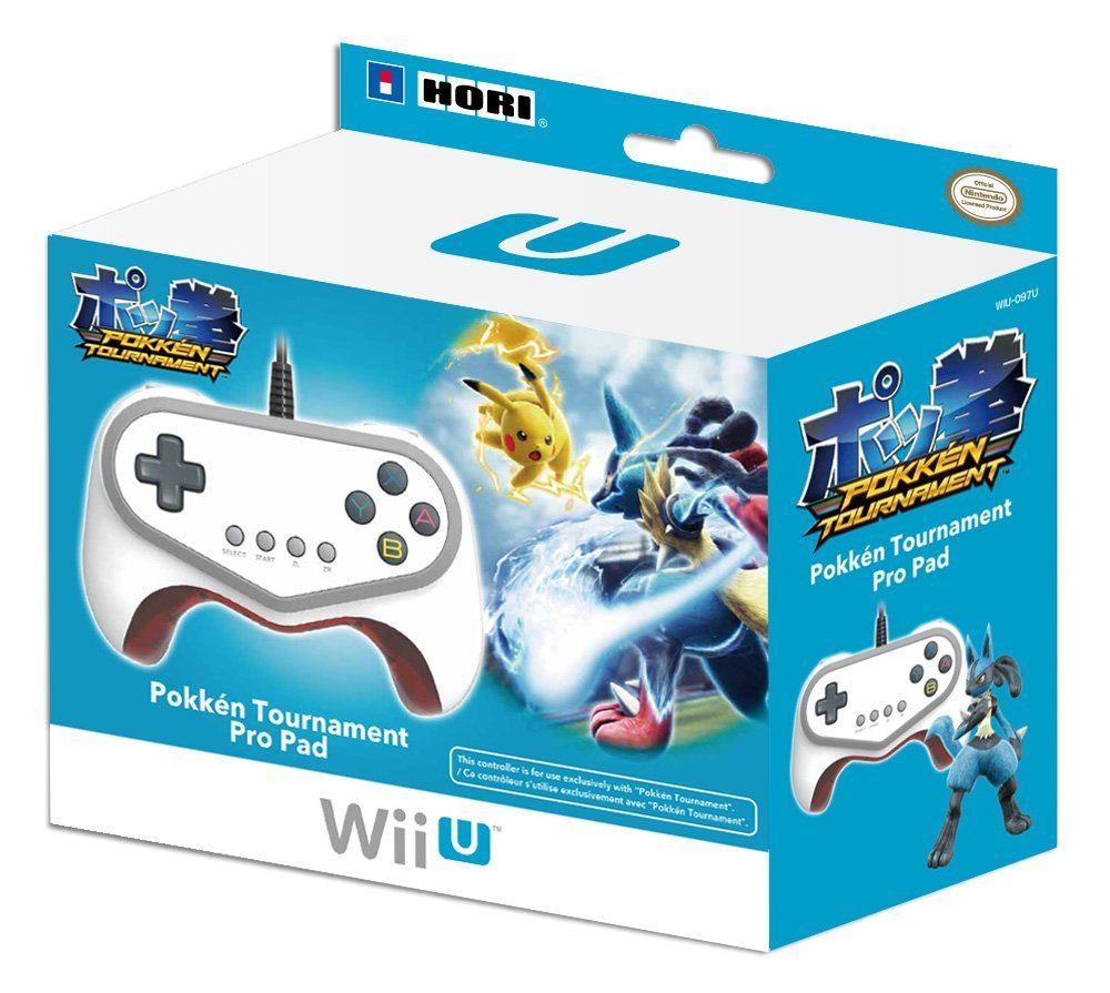 Wii U Controller For 'Pokken Tournament' Coming To US In March 2016