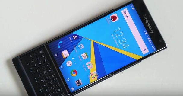 Blackberry Priv Could Be At T-Mobile Next Month