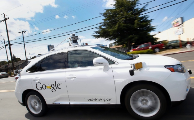 Google's Self Driving Cars May Start Breaking The Law
