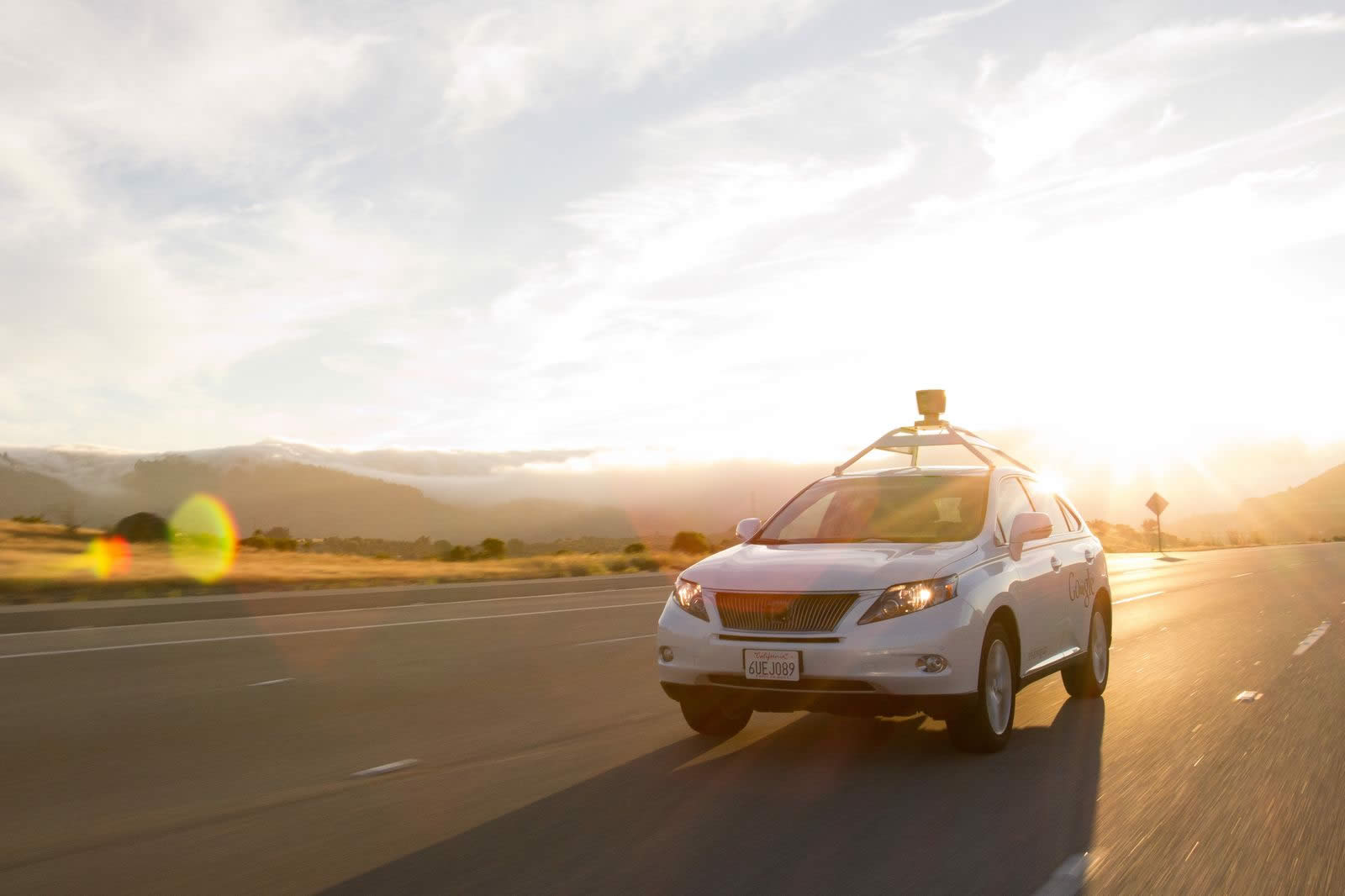 Self-Driving Cars A Reality? Google And Ford In Talks