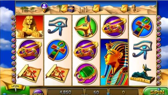 Slots – Pharaoh's Fire - iOS Review