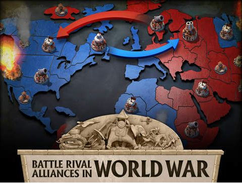 Big Huge Games Launch World War Update For DomiNations