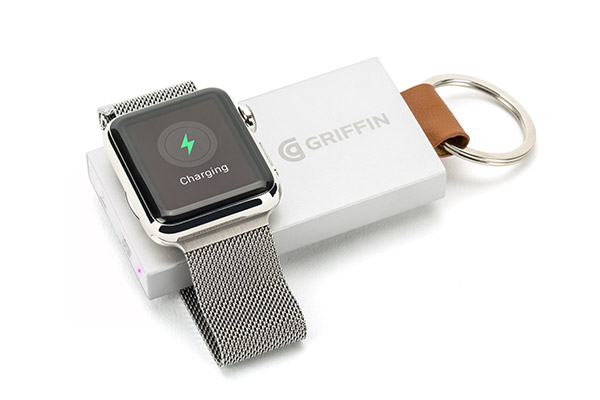 Griffin Power Bank Is Designed For Your Apple Watch