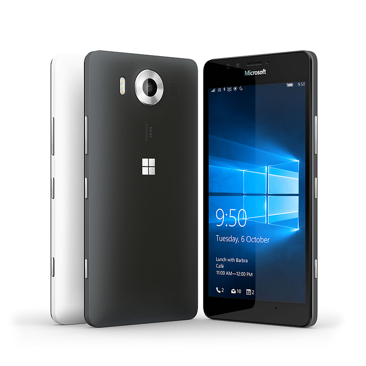 Does Microsoft's Lumia 950 Have A Place In The Market?