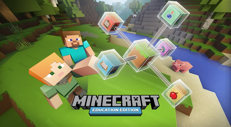 'Minecraft Education Edition' Lets You Play Minecraft In School