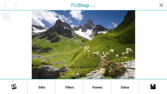 PicShop Lite - iOS Review