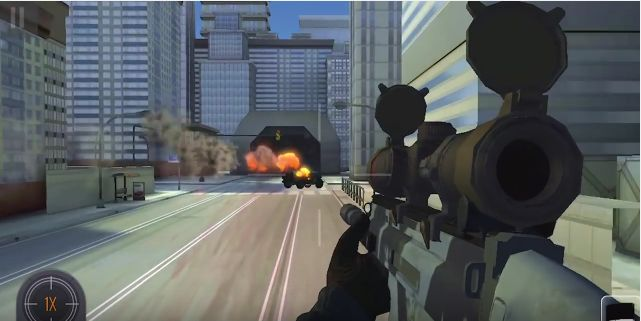 Sniper Assassin Shooter 2.14.9 لعبة