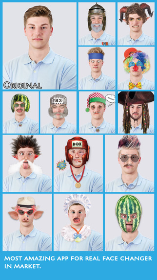 Create a New Face iOS App Review