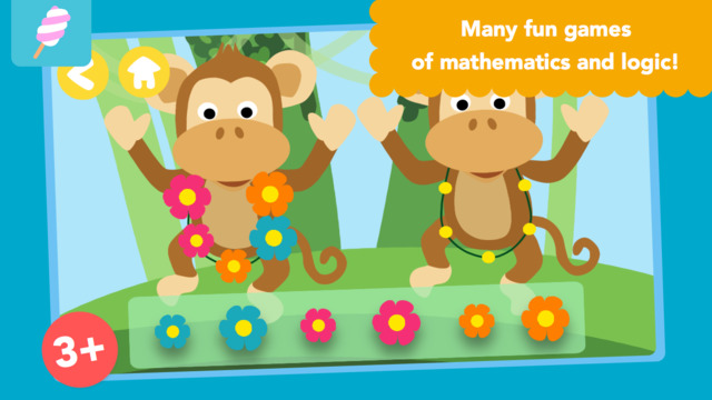 Math Tales - The Jungle