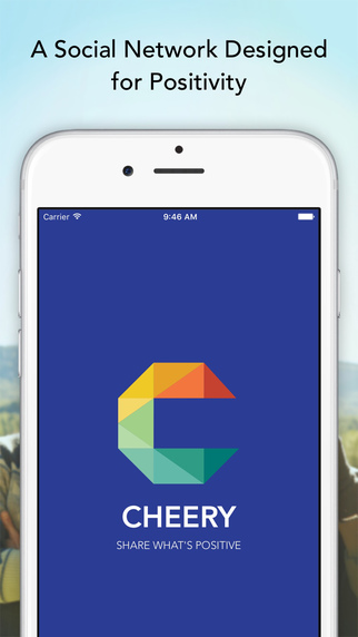 Cheery Network iOS app