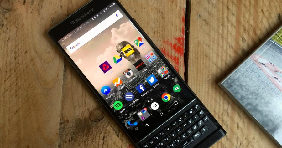 BlackBerry Announces More Features (Including a Better Camera and Keyboard) on the BlackBerry PRIV