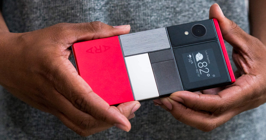 Google Project Ara modular phones in 2017