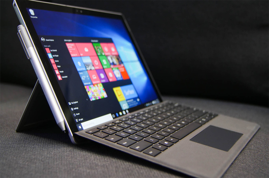 Microsoft Surface Pro 4 Vs Surface Book