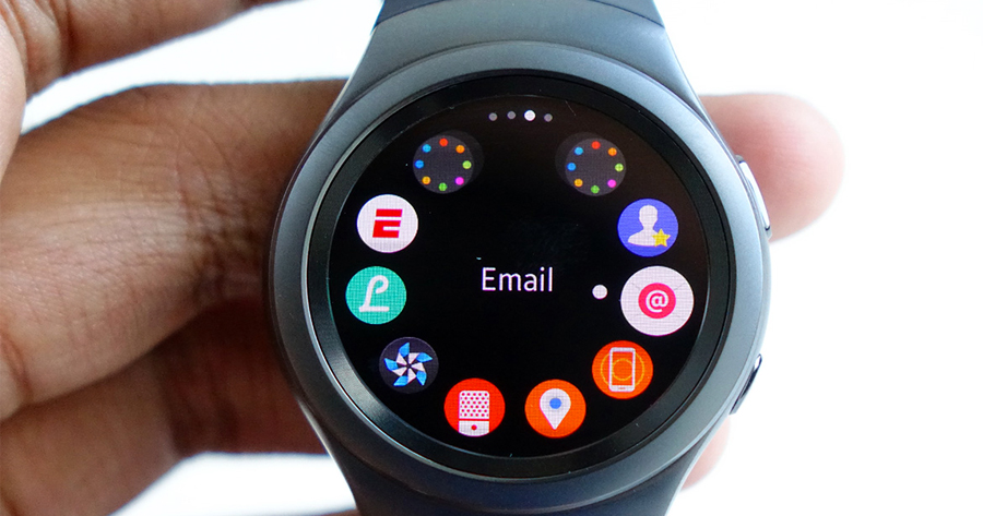 Samsung Android Wear Smartwatch