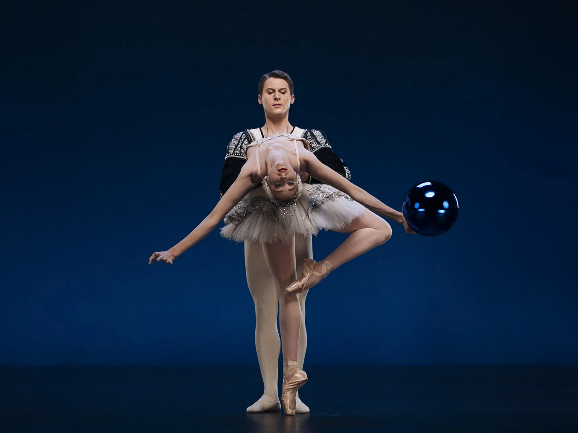 Gazing Ball Ballet (Photo By Google Store)