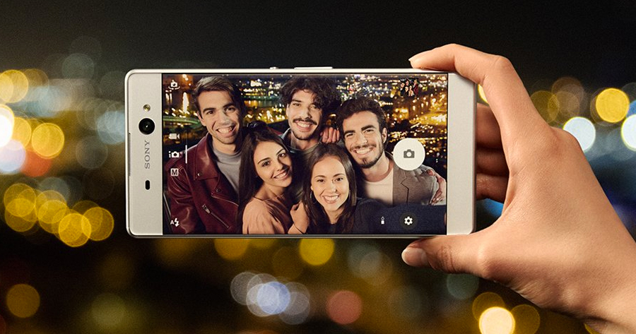 Sony Xperia XA Ultra - The Best Phone For A Night Time Selfie