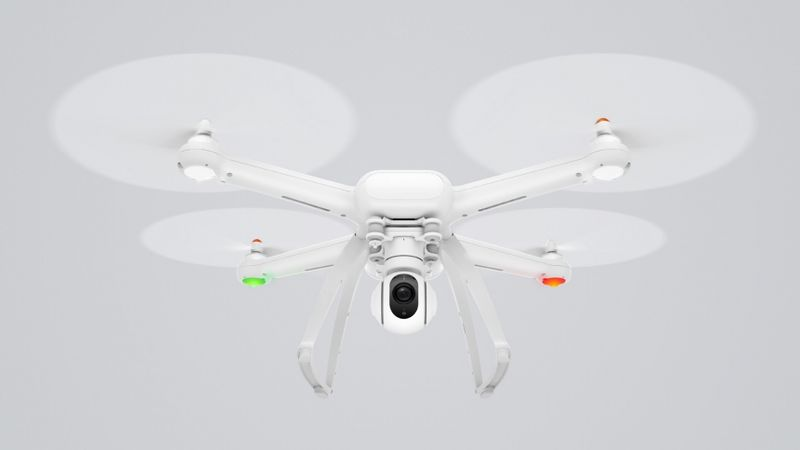 Xiaomi unveils its Mi Drone and it costs less than $500 to record 4K videos