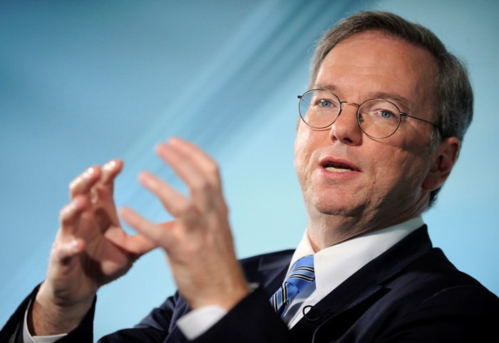 Eric Schmidt thinks an iPhone 6s is inferior to a Galaxy S7