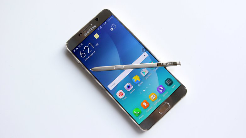 Galaxy Note 7 is going to be Samsung's next flagship name