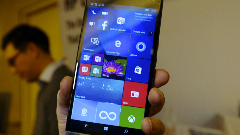 HP Elite X3 on Microsoft Windows 10 Expected to Be a Flagship Device With It's Own Apps