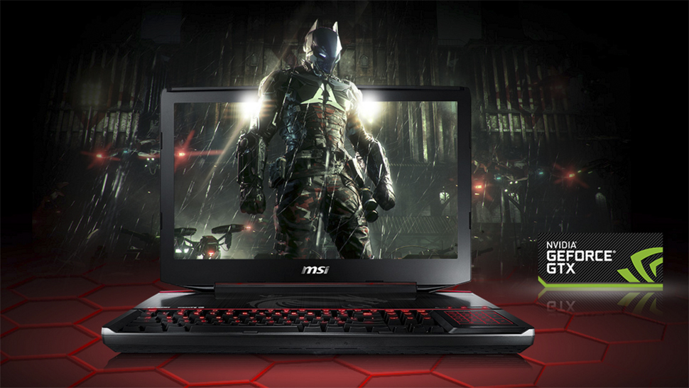 MSI GT80 Titan and Alienware 17