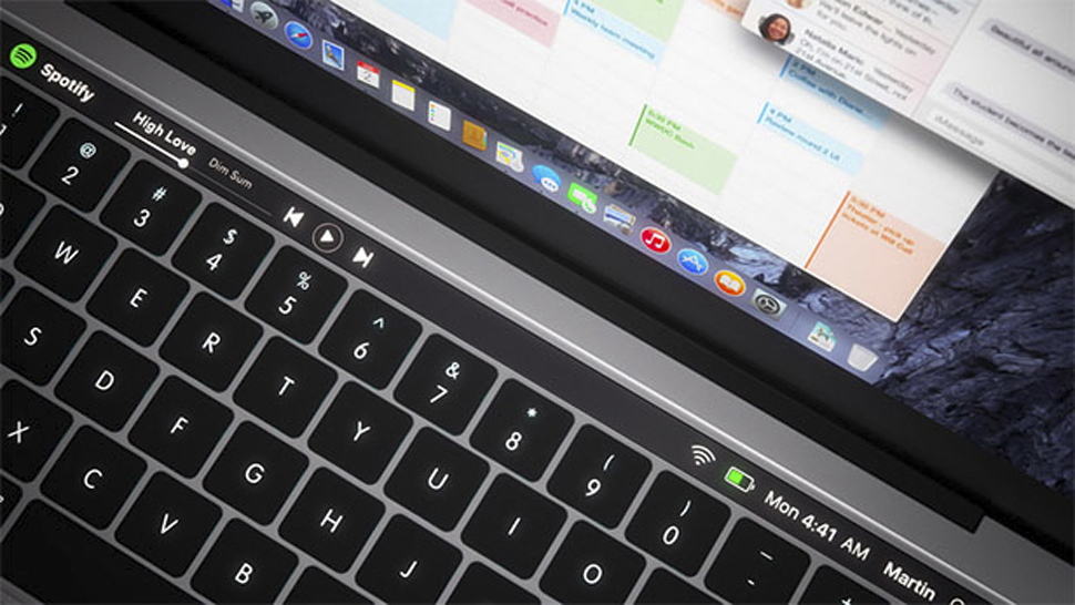 MacBook Pro 2016 crucial features highlighted in this amazing concept gallery