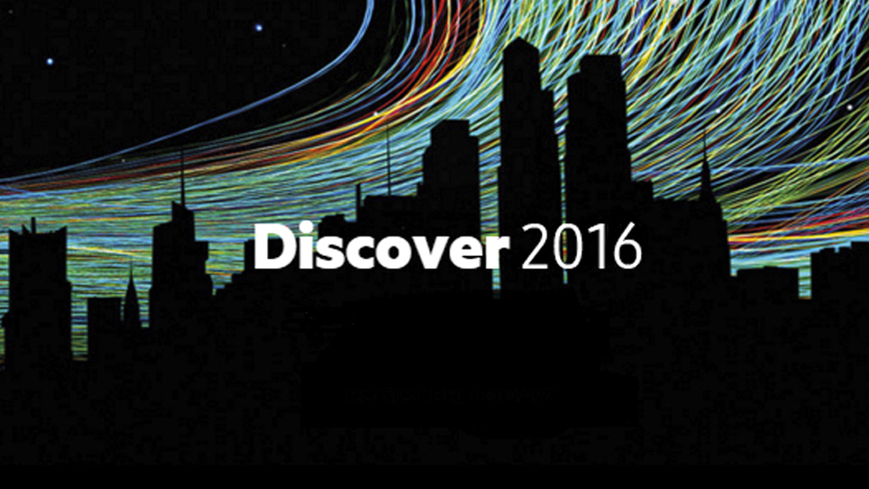 Nokia and HPE Discover 2016