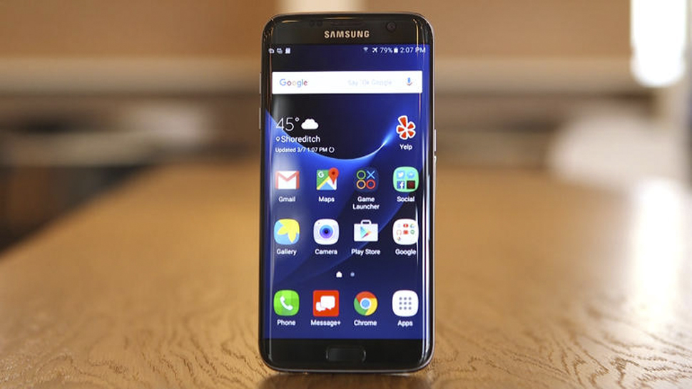 Samsung Galaxy S7 Edge And Galaxy S6 Edge