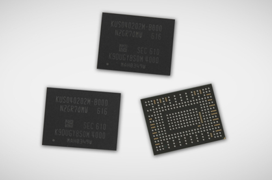 Samsung Invents First 512 GB SSD Chip to Give Mobile Phones More Flexibility