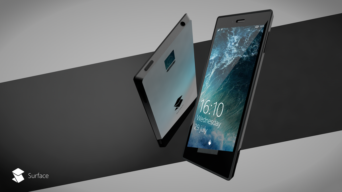 Surface Phone is going to be targeted to enterprises with massive spec'd phones inbound