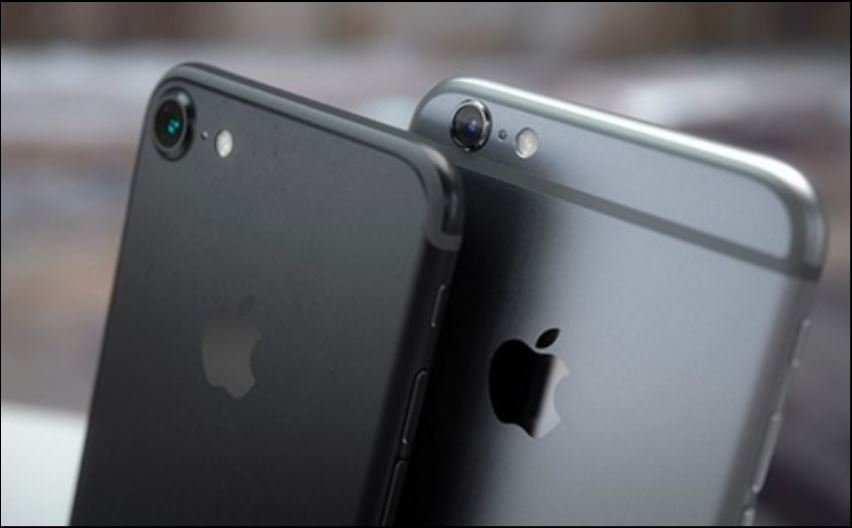 The iPhone 7 leak reveals: space black color, touch sensitive home button and no headphone jack