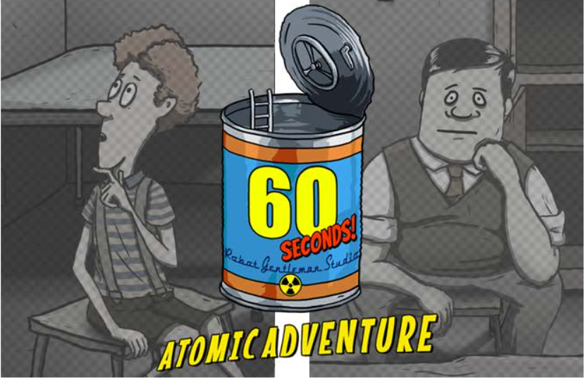 60 Seconds! Atomic Adventure - App Review