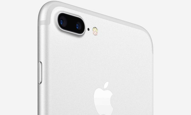 Tim Cook shares some iPhone 7 Plus image previews and they look amazing