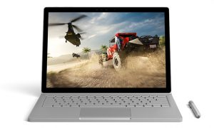 Microsoft Surface Book i7 upgrades your gaming and battery life experience to new levels