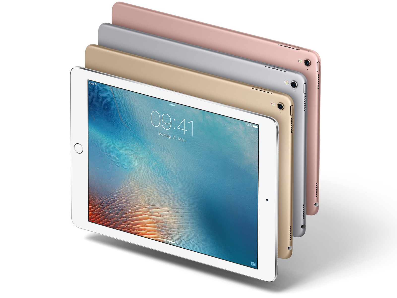 Apple is officially selling refurbished iPad Pro models on its store with attractive prices
