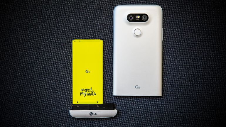 Android Nougat roll out begins for the LG G5 - the modular phone
