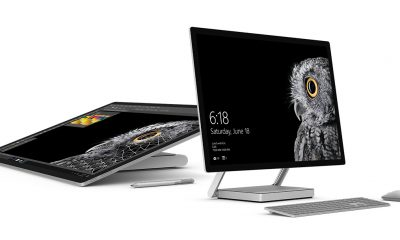 Microsoft's Surface Studio components are quite easy to upgrade, if you possess the skills