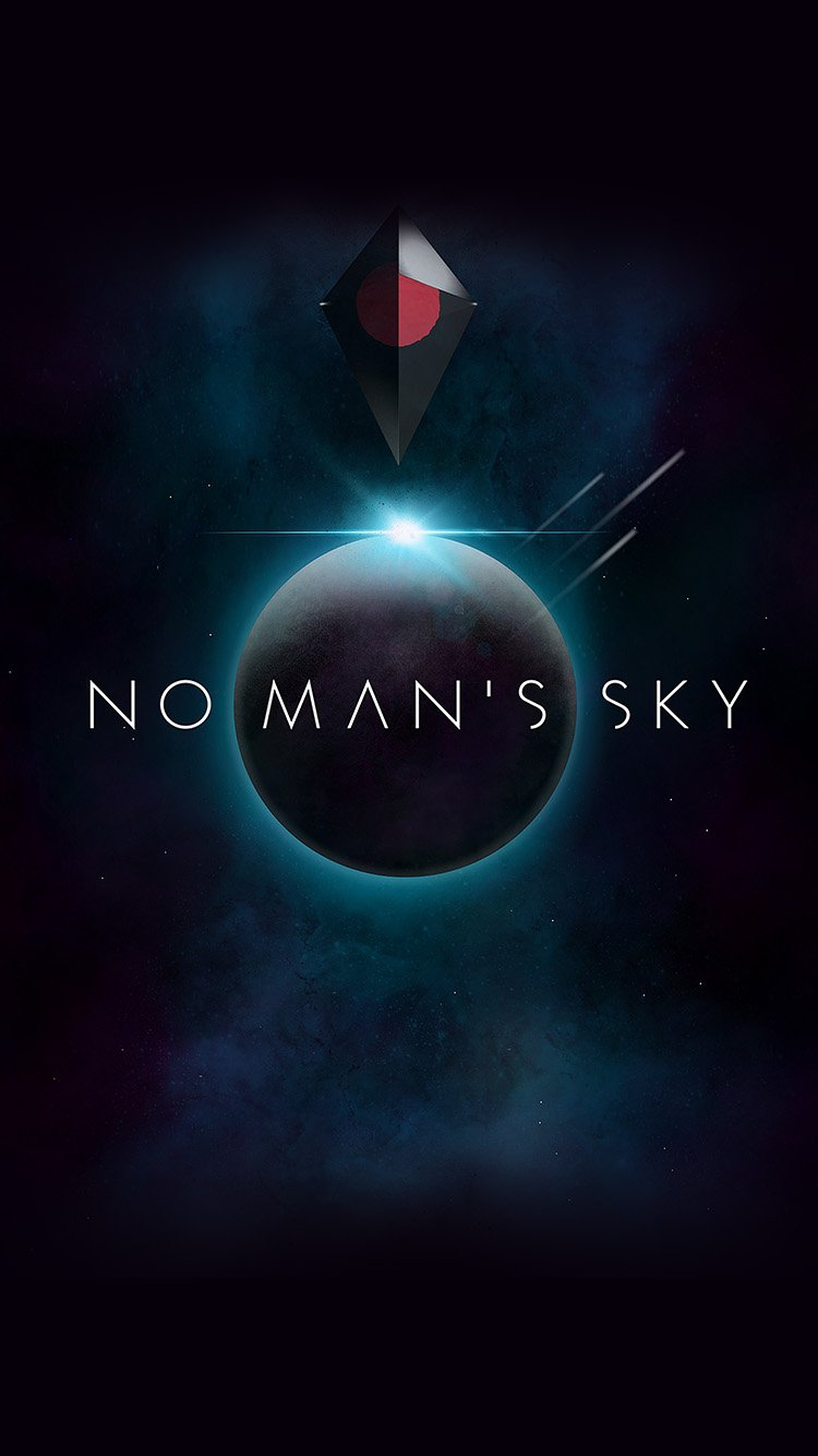 No Man's SkyHD Gaming Wallpapers for iPhone 7