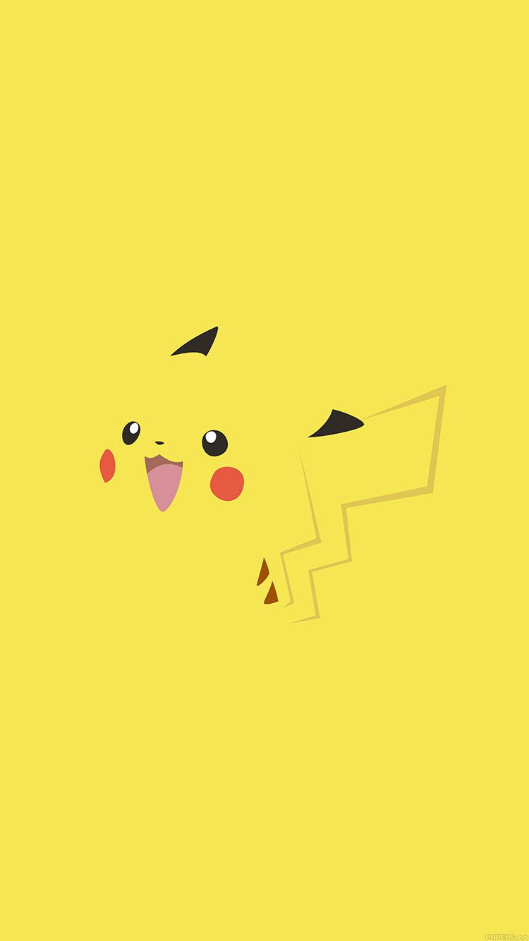 Pikachu HD Gaming Wallpapers for iPhone 7