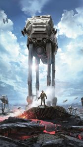 Starwars HD Gaming Wallpapers for iPhone 7
